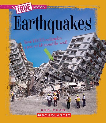 Earthquakes By Than, Ker